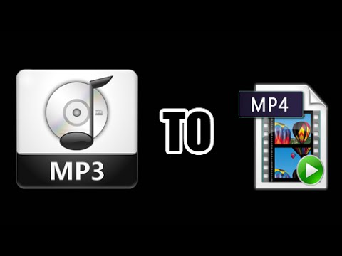 🎞️ Convert MP3 To A Video File (Dr. NOOB's Lab)