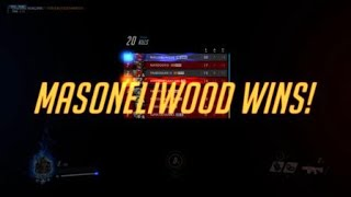 FFA Deathmatch Junkrat Win Against 5 Cancerous Genjis