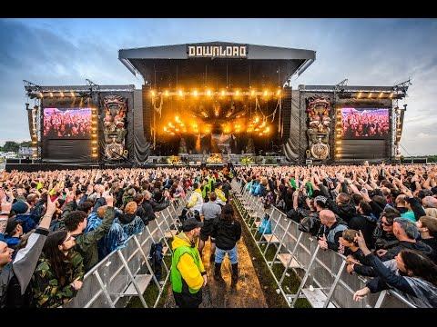 Download Festival 2016 SUPER VLOG