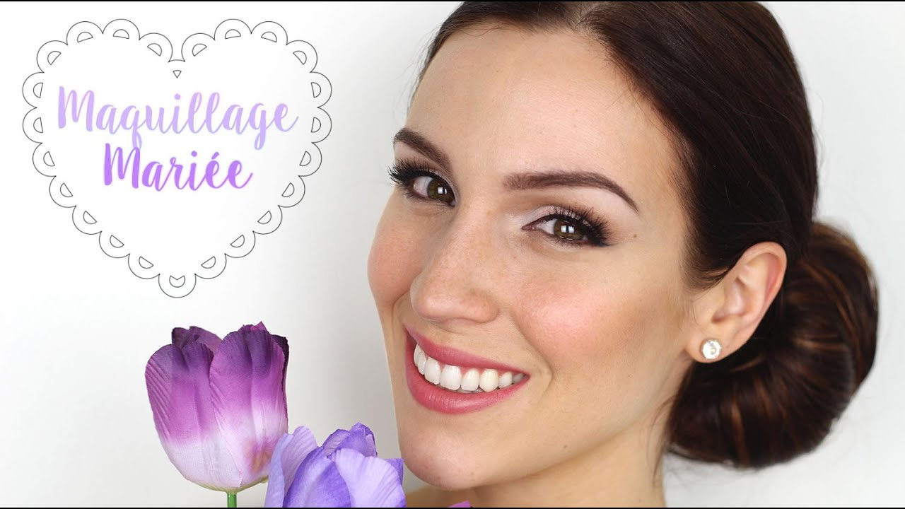 maquillage de marie tutoriel conseils - Prix Maquillage Mariage Sephora