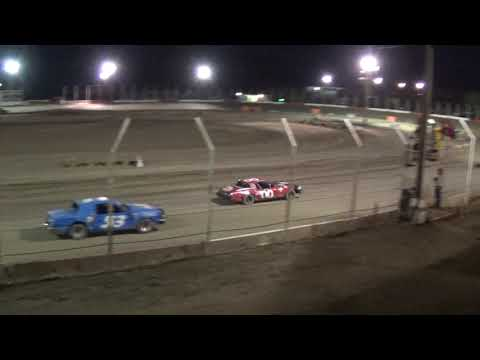 Barona Speedway Pure Stock Main 7-13-2019