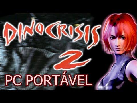 Download Dino Crisis 2 PC portável COM TESTE