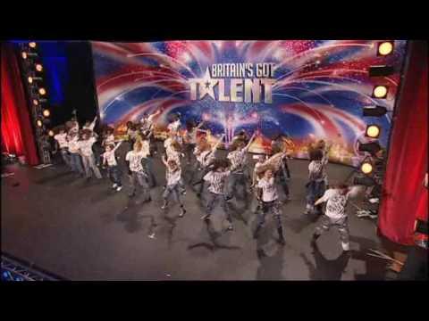 MD Showgroup (HQ) Britain's Got Talent 2009