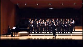 Taipei Male Choir - Ramkali (Indian Raga, arr. Ethan Sperry)