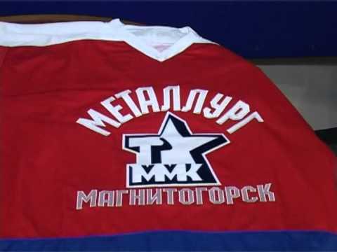 HC Metallurg. Retro-forma (Magnitogorsk 15.08.2011)