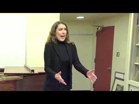 Amneris—Judgment Scene—Verdi—Vivien Shotwell