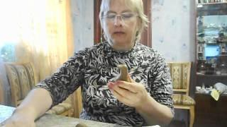 видео Дымковские игрушки из глины.  Птица.