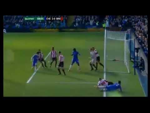 Gol de Letra de Oscar - Chelsea na Copa da Inglaterra