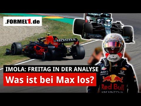 Hat Mercedes Red Bull jetzt schon überholt? | F1 Imola 2021 Training