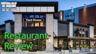 Yard House | Restaurant Review