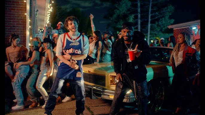 Jack Harlow - Luv Is Dro (feat. Static Major & Bryson Tiller) [Official Video]