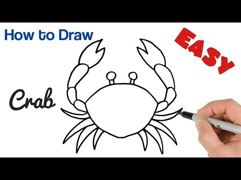 how-to-draw-a-crab-easy-art-tutorial