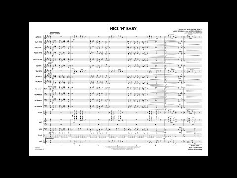 Nice 'n' Easy arranged by Mark Taylor