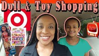 DOLL & TOY SHOPPING: Disney My Size Moana Doll and Shopkins Mini Packs