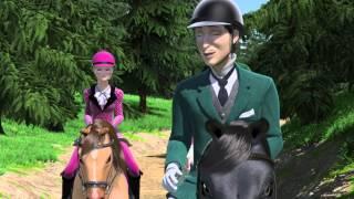 Barbie и сестры В Сказке о пони - Трейлер