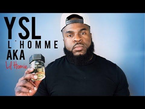 Yves Saint Laurent L'Homme Fragrance Review | YSL Men's Cologne Review