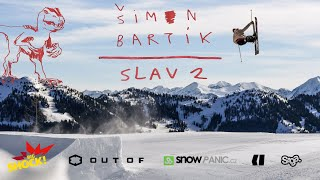 Simon Bartik - Slav 2 (Full Freeski Movie)