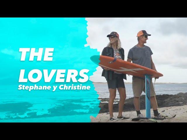 Entrevista con  Stephane y Nicole - The Lovers