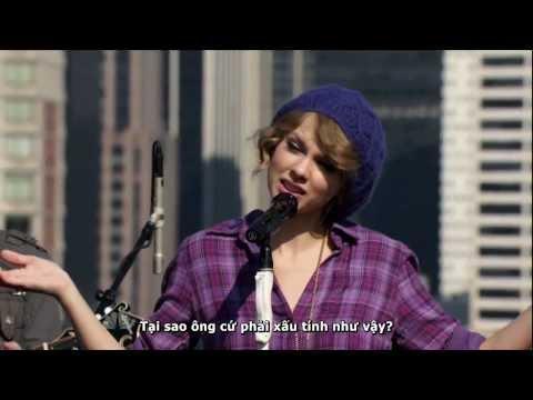 [Vietsub] NBC Thanksgiving Special: Speak Now Album Release Concert 2010 (Part 3)