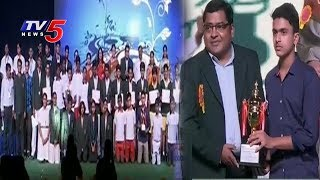 DPS Students Wins CBSE Football And Inter School Cricket Titles | TV5 News