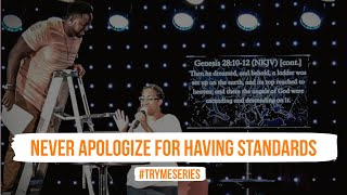 Never Apologize For Having Standards | Try Me | (Part 27) Jerry Flowers