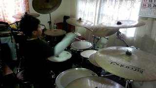 Michael on drums (Mudvayne Dig Cover)