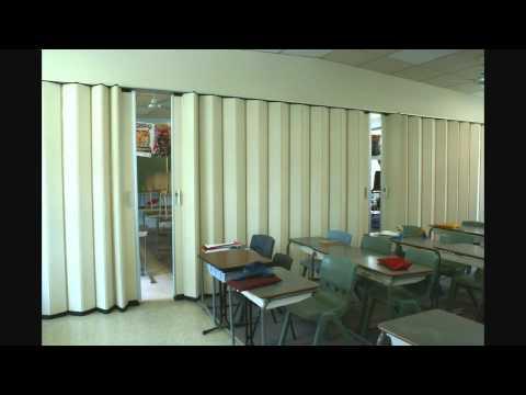 Unifold Accordion Doors and Folding Doors