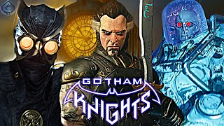 Gotham Knights - ALL Confirmed Villains So Far!