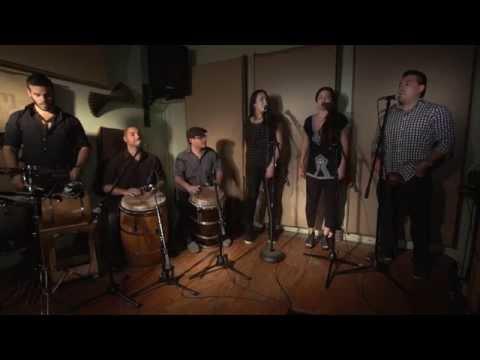 Zona de Bomba live studio session -
