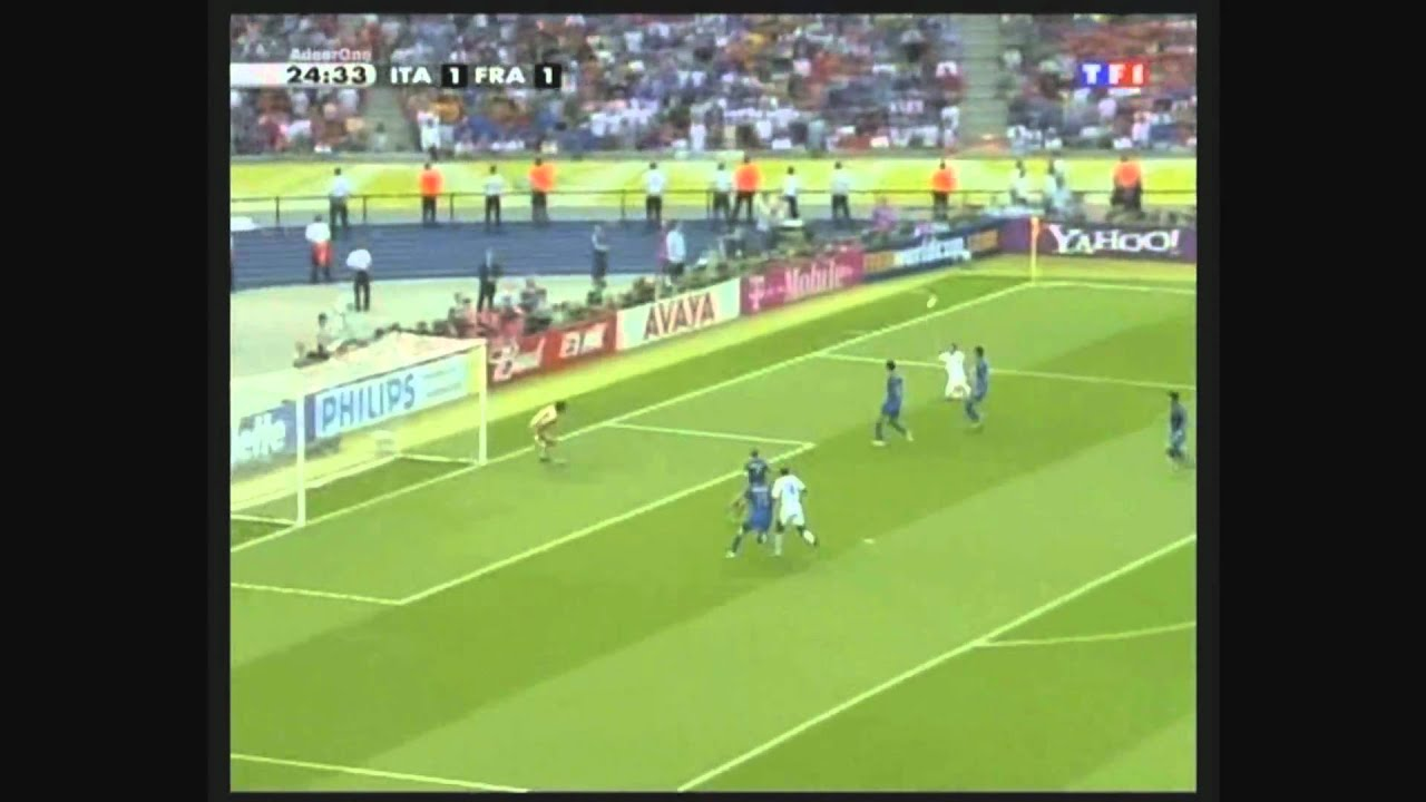 Italie france finale coupe du monde 2006 point de vue - Final coupe du monde 2010 match complet ...