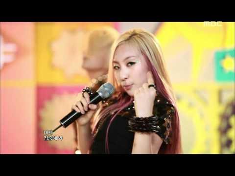 음악중심 - GP Basic - Jelly Pop, 지피 베이직 - 젤리 팝, Music Core 20110716