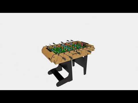 Multi Pliable 4 1 Table Riley Présentation Jeux En stQdhr