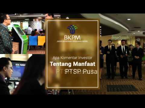Testimoni PTSP Pusat: PT Indonesia Ruipu Nickle and Chrome Alloy