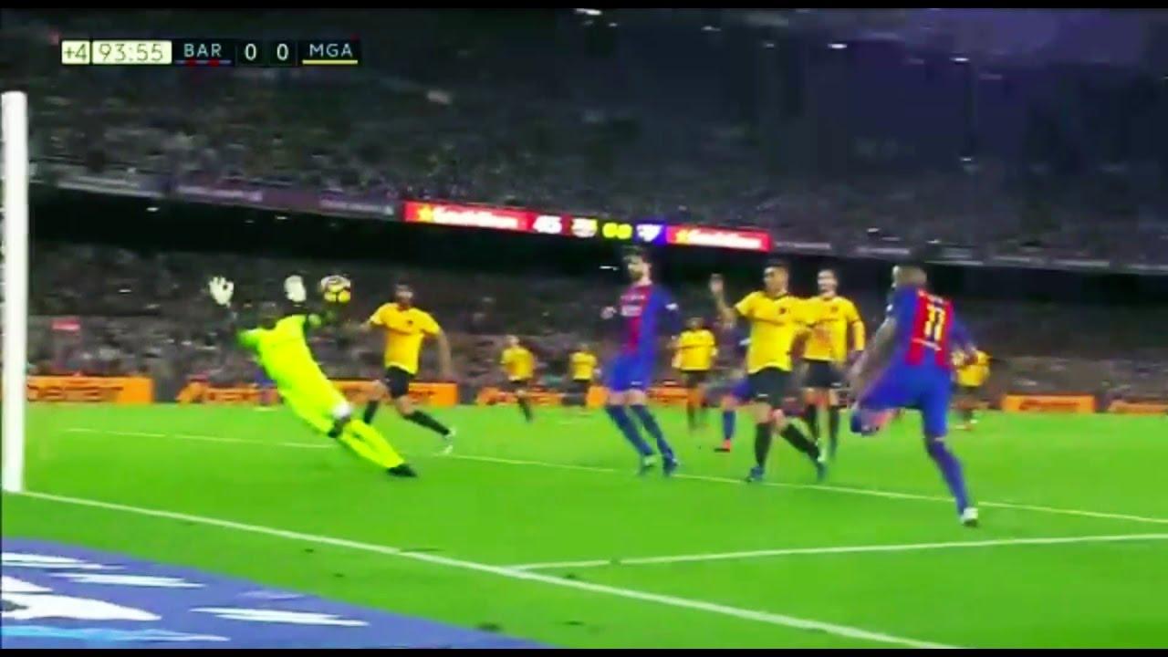 Download 19/11/2016 | Best Moments | Barcelona vs Malaga 0-0 | latest match | HD highlights |