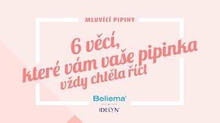 Pipiny mluví - 6 věcí