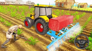 Modern Tractor Farming Simulator 2020 - Real Tractor Driving Games - Android Gameplay HD