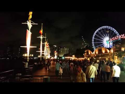 Funny 😄 Hotel Shangri-La Bangkok Thailand HD