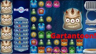 Reactoonz Slots - BIG WIN - JACKPOT GEKNACKT!! Online Casino Spiele