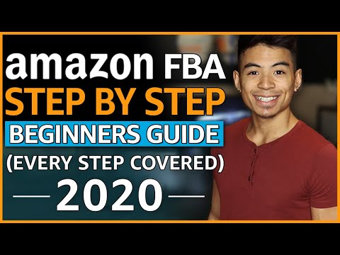 How To Sell On Amazon FBA For Beginners | EASY Step-By-Step Tutorial
