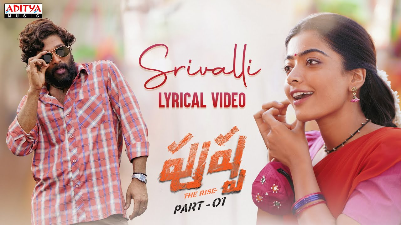 Download #Srivalli (Telugu) | Pushpa - The Rise | Allu Arjun, Rashmika | DSP | Sid Sriram | Sukumar