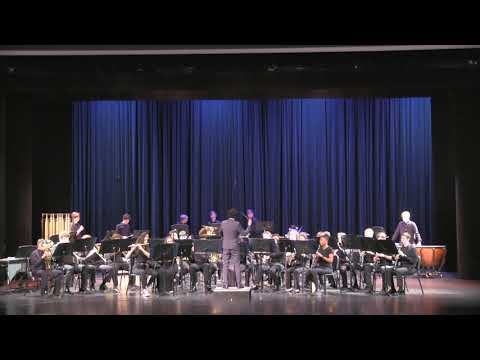 Rough Riders March - St Johns Country Day School Symphonic Band
