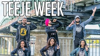 bhangra empire teeje week freestyle