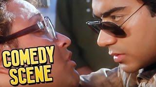 Phool Aur Kaante Comedy Scene | Ajay Devgan, Madhoo | HD 1080p