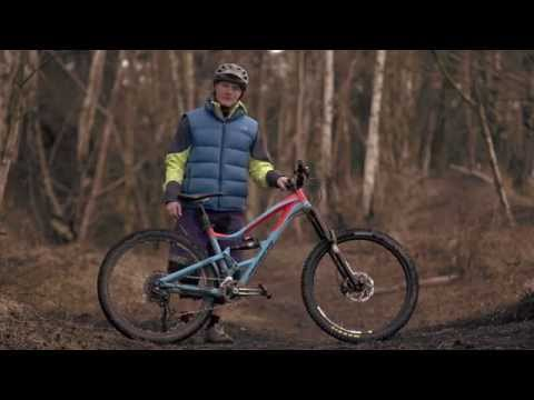 Jake Ireland's Merida One-Sixty 7. 900 long-term test bike