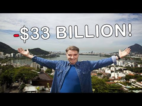 The Oil Tycoon Who LOST $33 BILLION - Lessons From Eike Batista's Mistakes!