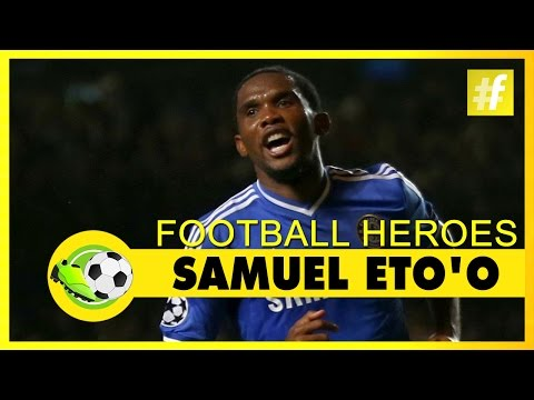Samuel Eto'o | Football Heroes | Full Documentary