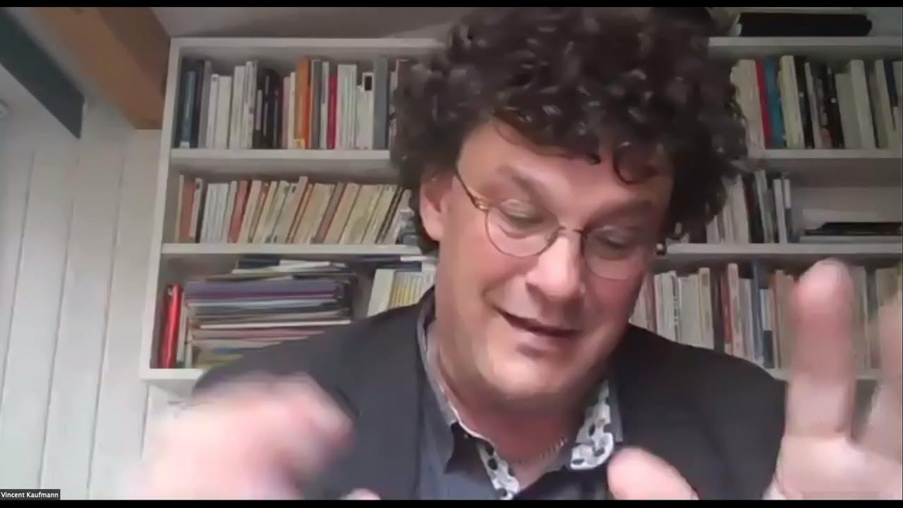 """Vincent KAUFMANN """"Innover dans la mobilité urbaine"""" avec Jeannot Koffi ASSOU et Marlyne SAHAKIAN"""