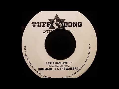 BOB MARLEY & THE WAILERS - Rastaman Live Up [1978]