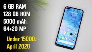 6GB Ram Best Mobile Phone Under 15000 in April  2020