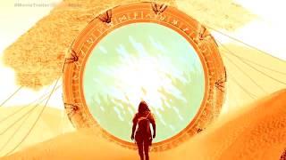 """ЗВЁЗДНЫЕ ВРАТА: ИСТОКИ """"С Чего Всё Началось"""" Клип (2017) Фантастика Сериал HD"""